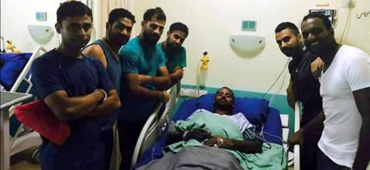 East Bengal defender Anwar Ali in stable condition after heart attack