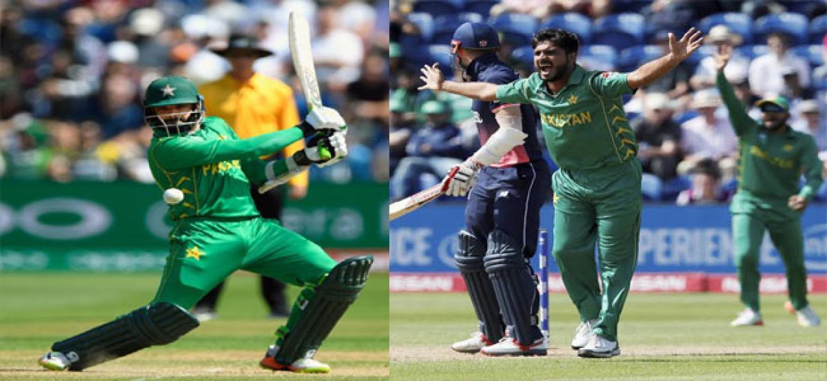 Pakistan roar into final