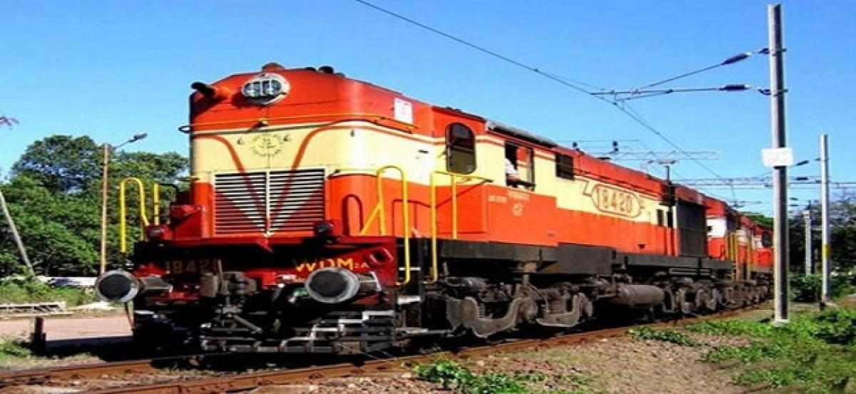 Special trains services extended