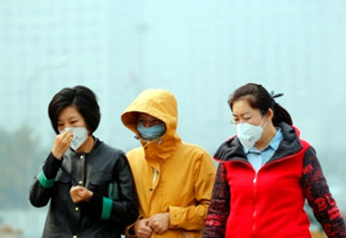 Outdoor air pollution kills 3.3 million people in cities