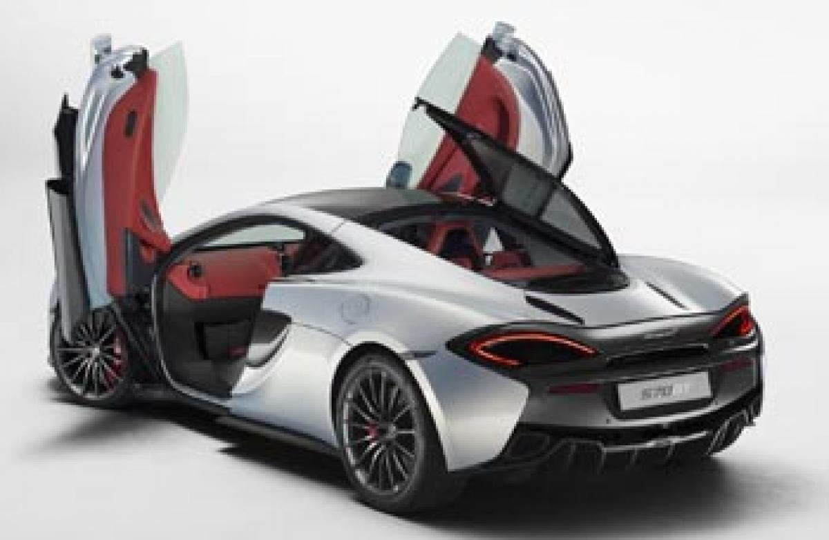 McLaren 570GT revealed
