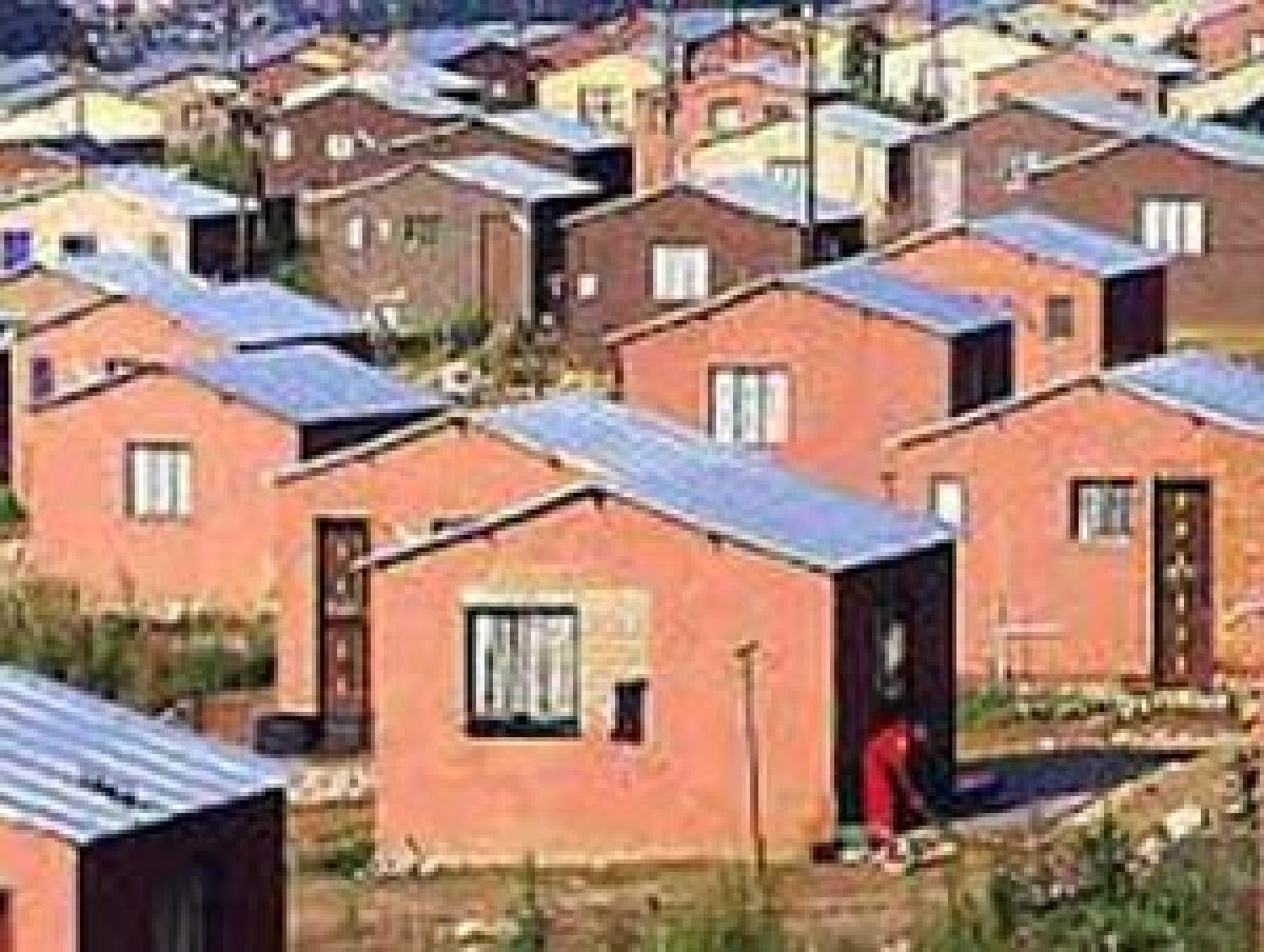 Indian Govt building homes that poor don't want