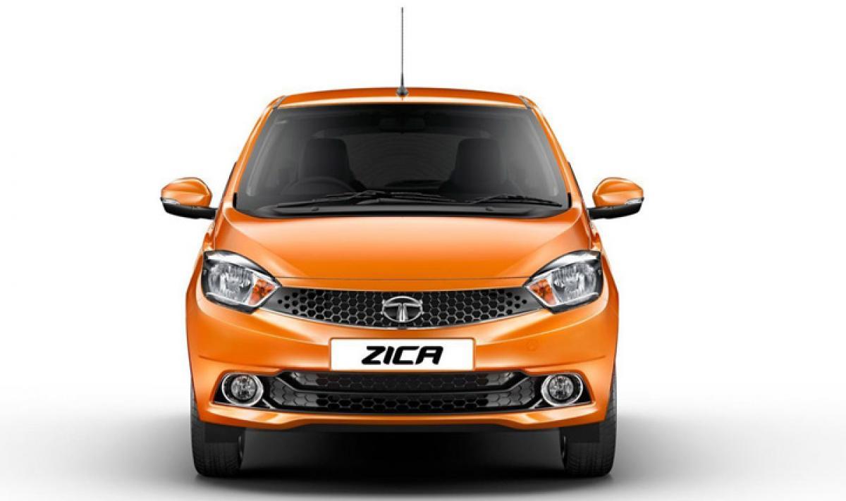 Tata Zica launch on January 20