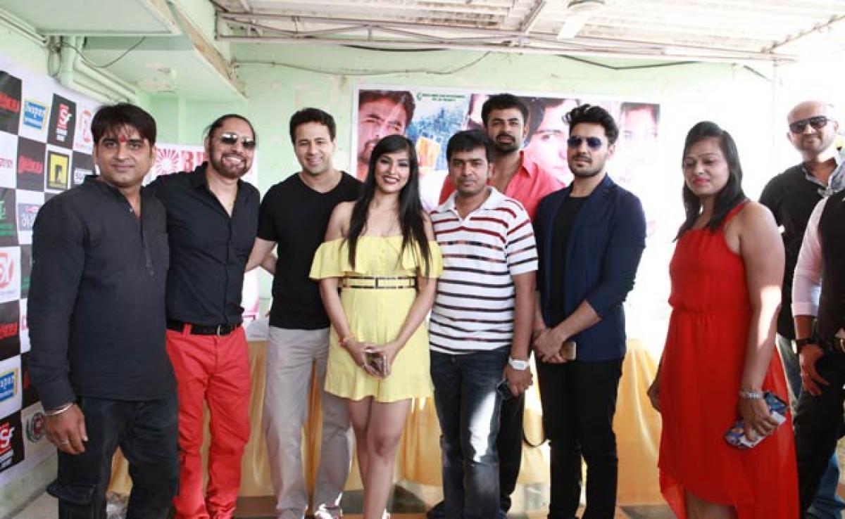 Opening Ceremony Of Hindi Feature Film Based on Pratyusha Banerjee
