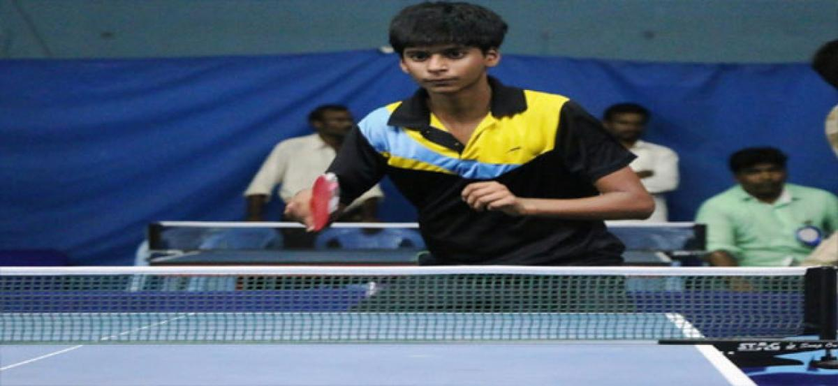 Snehit gets India call after Natl silver lining