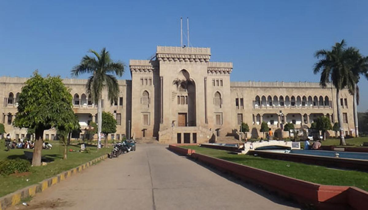 Osmania University gives two days time to non-boarders to vacate hostels