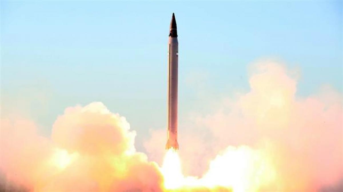 Iran successfully test-fires ballistic missile
