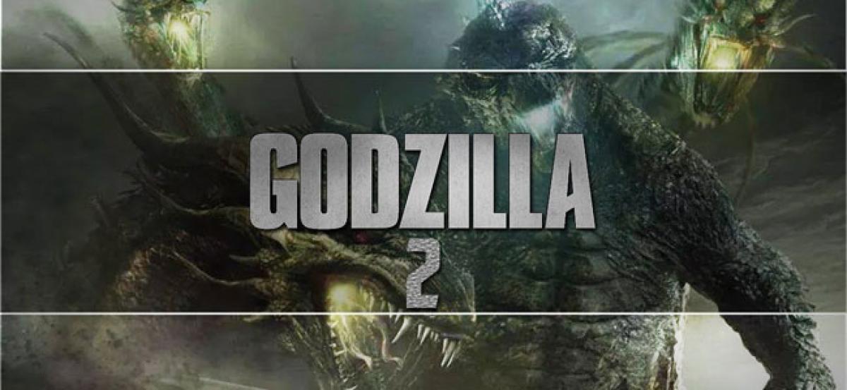 Godzilla 2 filming begins