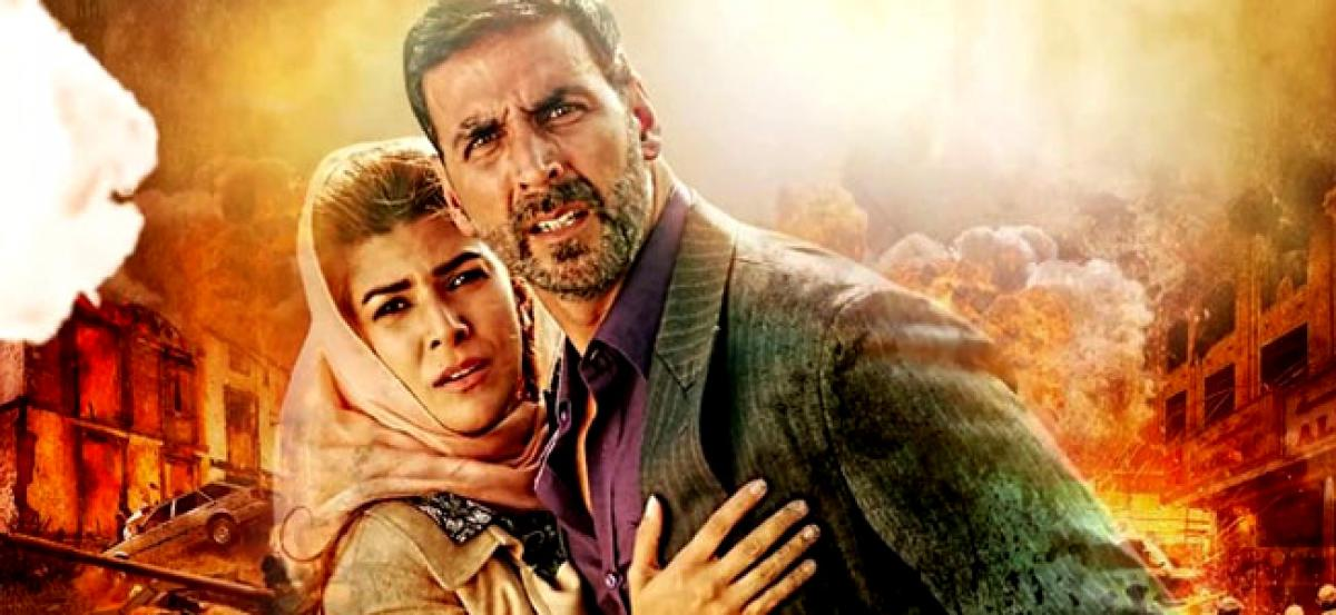 Akshays Airlift collects a fortune at Box Office