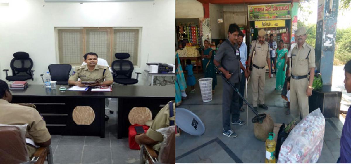 Maintain strict vigil, SP tells policemen