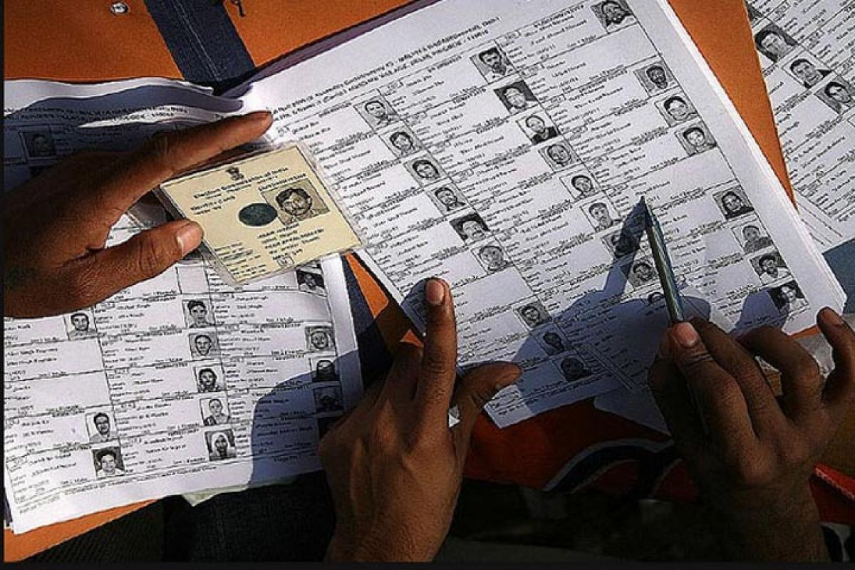 Revision of voter lists begin