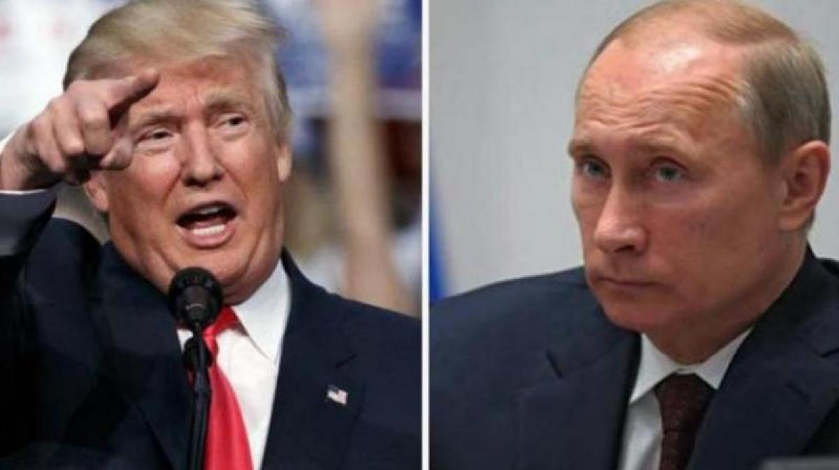 I dont know Putin but would like to get along with Russia: Trump
