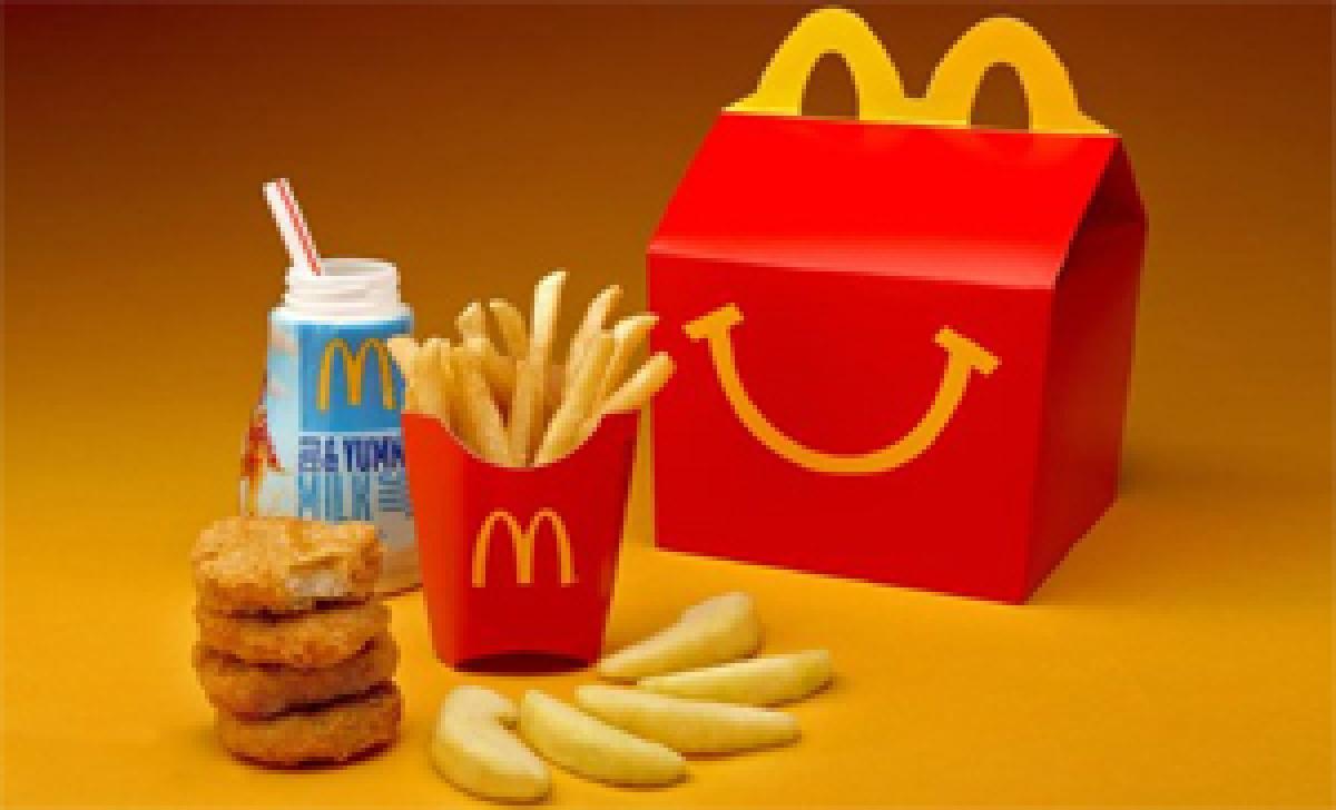McDonalds Brisbane unveils gourmet menu