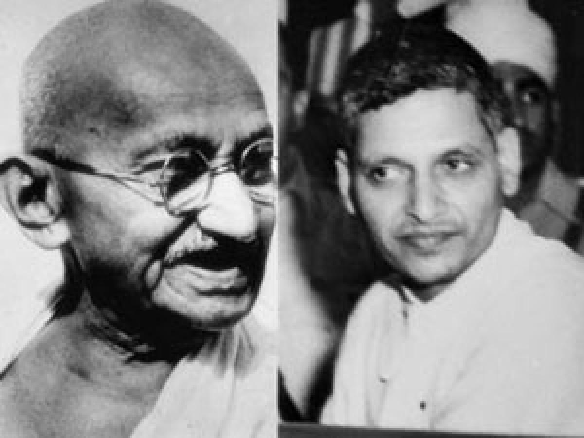 Godse was no hero, says RSS ideologue Vaidya