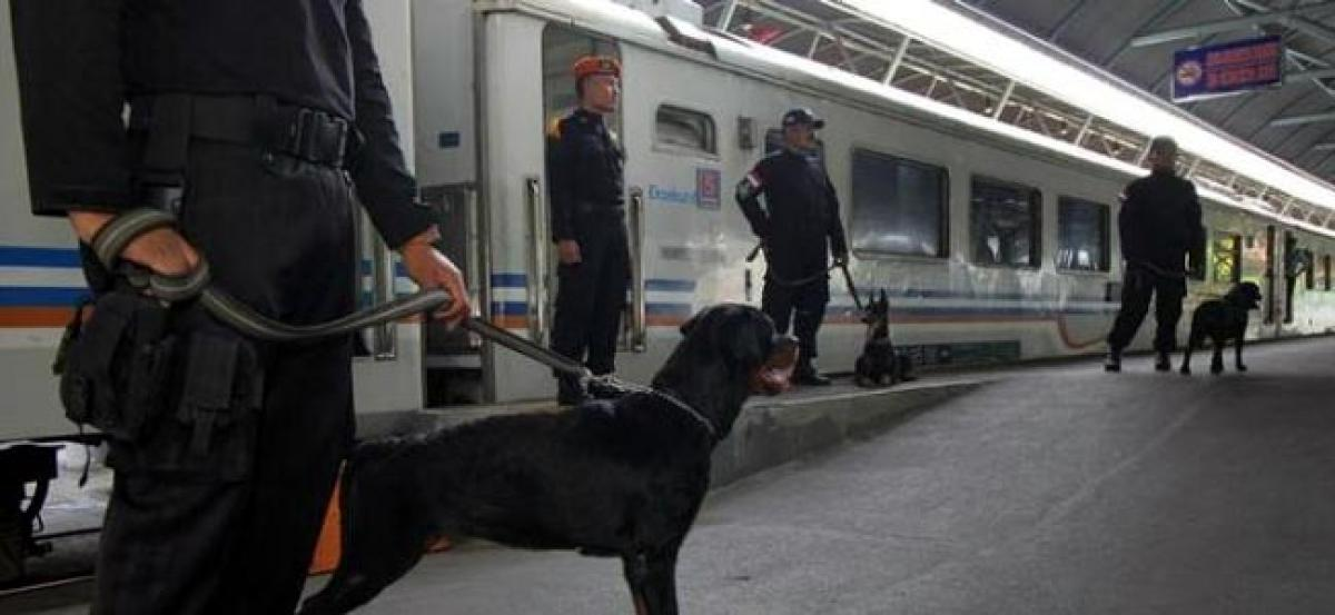 Asia on Christmas alert as police foil two suspected bomb plots