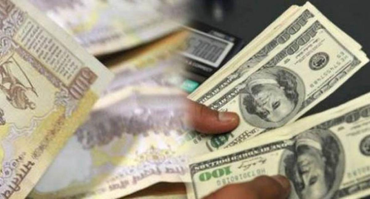 Rupee plunges 23 paise against USD in early trade