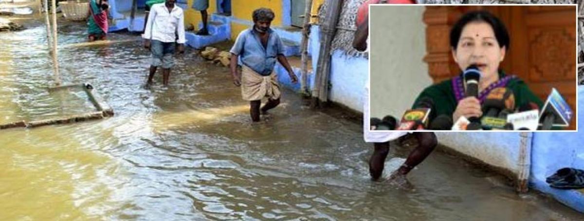 Rain kills 27 in Tamil Nadu