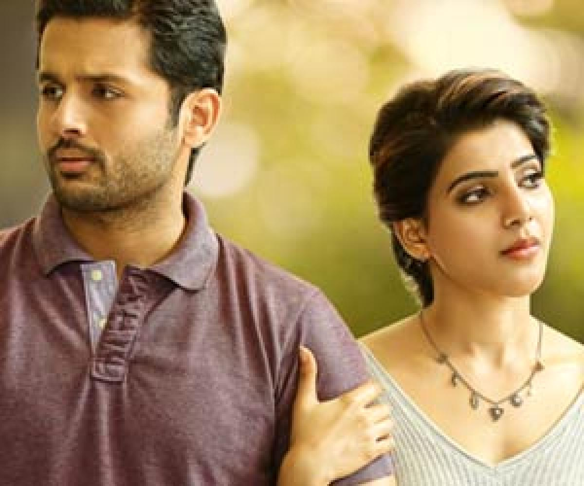 Sam to overshadow Nithiin in A...Aa?