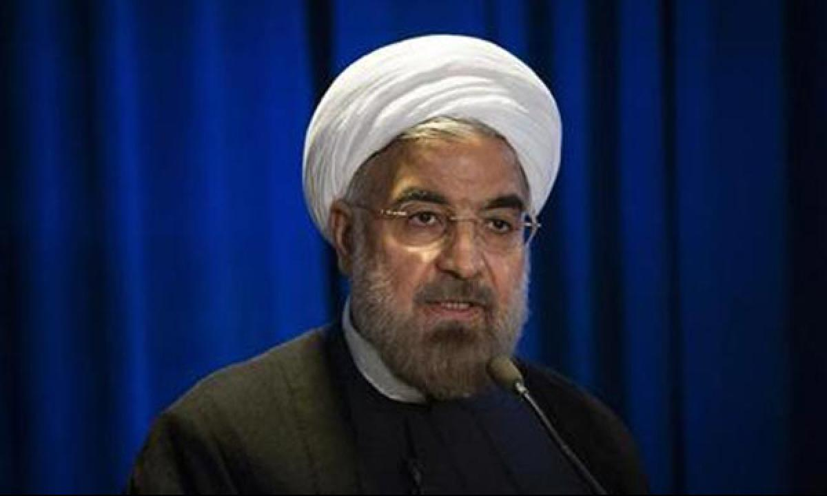 Hassan Rouhani says Iran will not let Donald Trump rip up nuclear deal