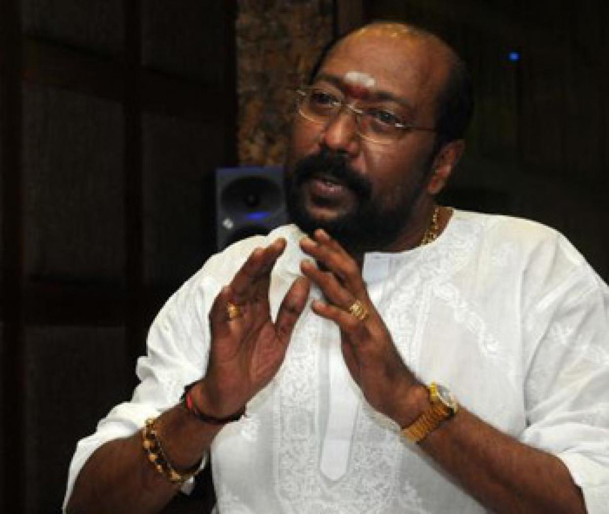 Music director Rajamani dead