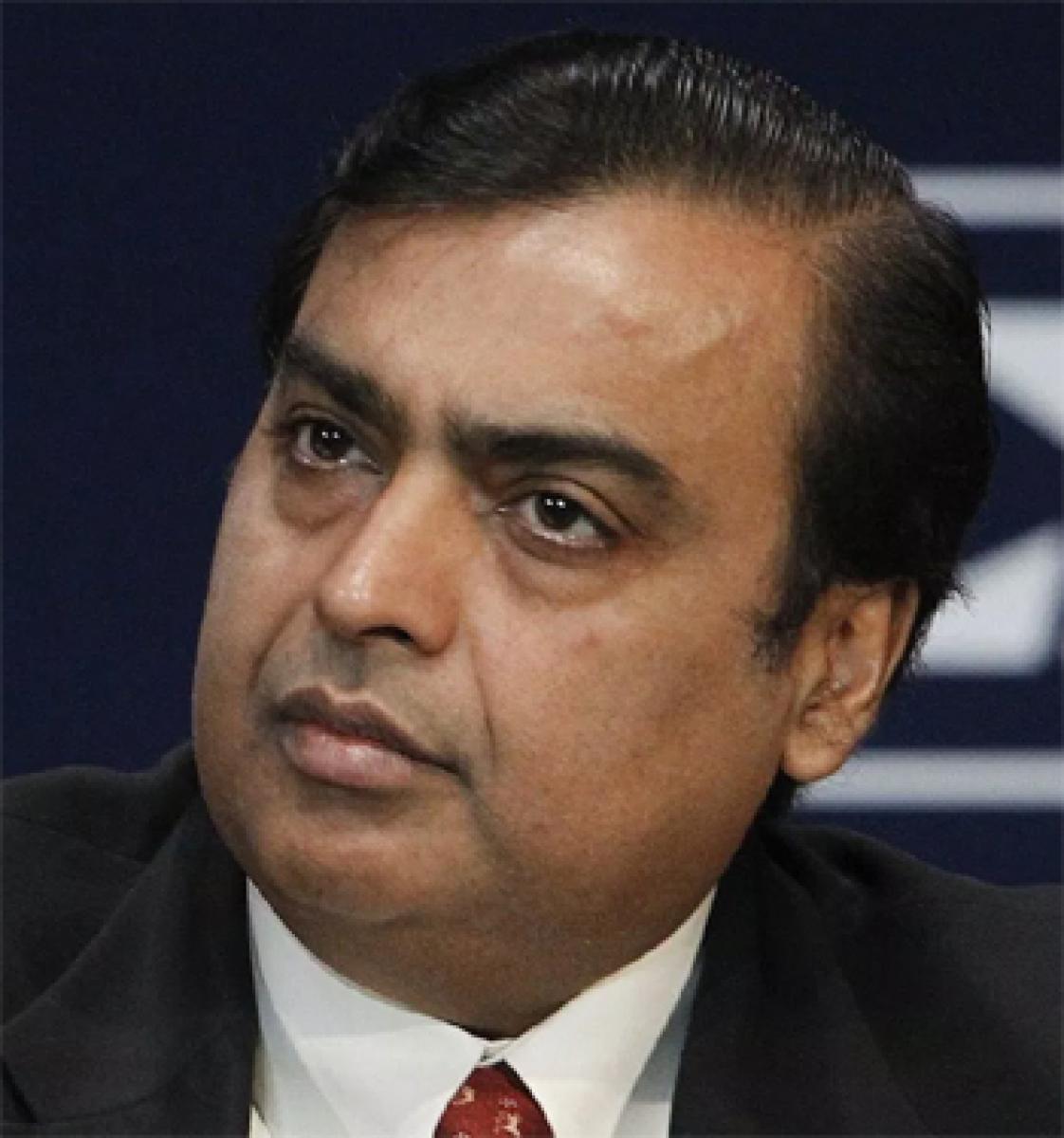 Jioll rank India among top 10 nations in digital world: Ambani