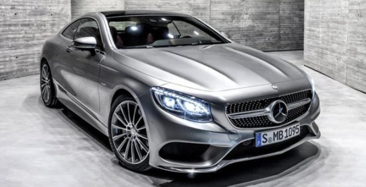 Mercedes-Benz launches S500 Coupe and S63 AMG Coupe in India
