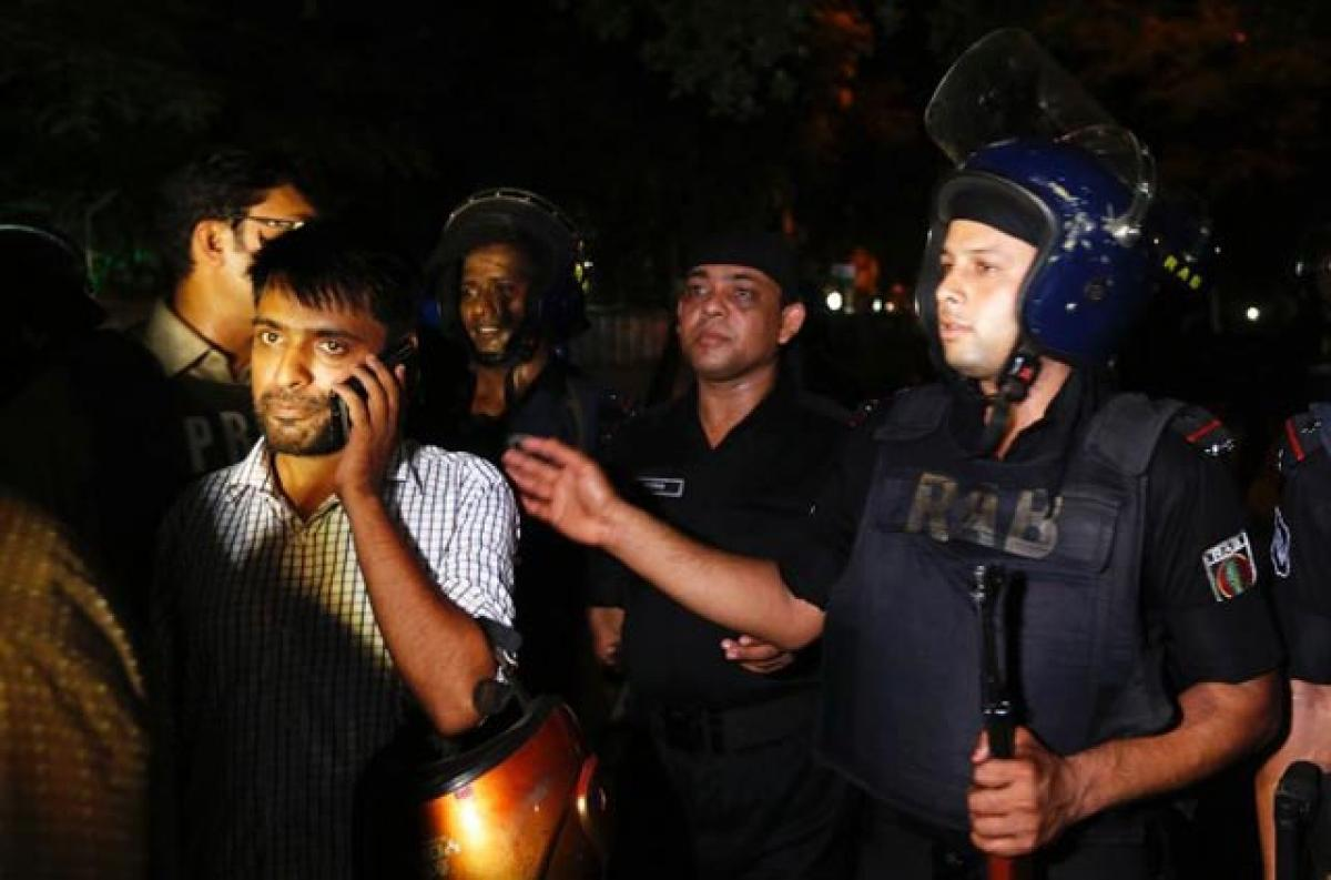 MEA marks Indian safe after Dhaka attack