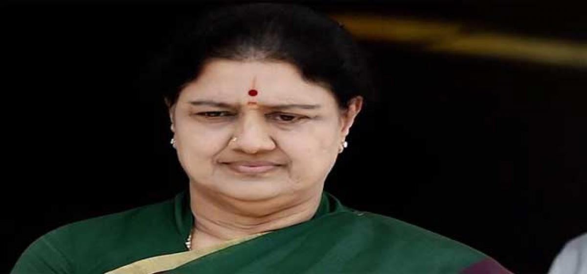 DMK behind Panneerselvam, all AIADMK legislators are united: Sasikala