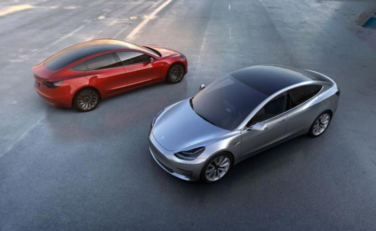 Government Invites Tesla To Make In India