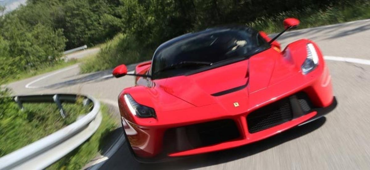 Ferrari To Make One More LaFerrari, But For A Noble Cause