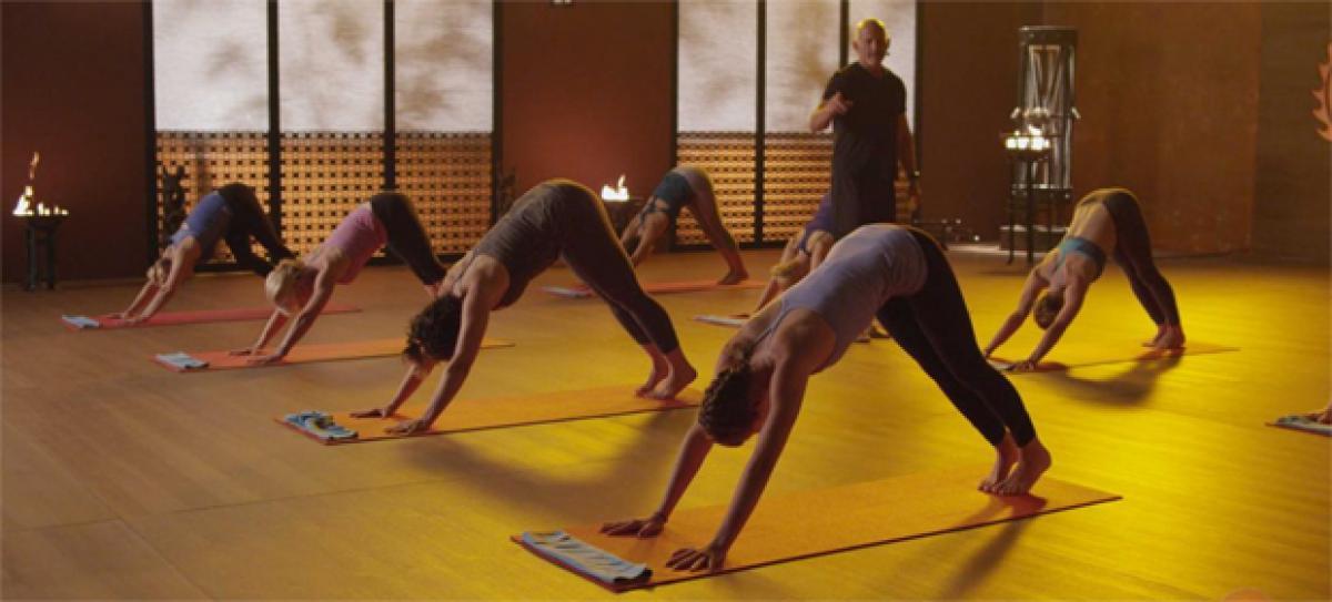 Arizona University studying yoga's healing effects