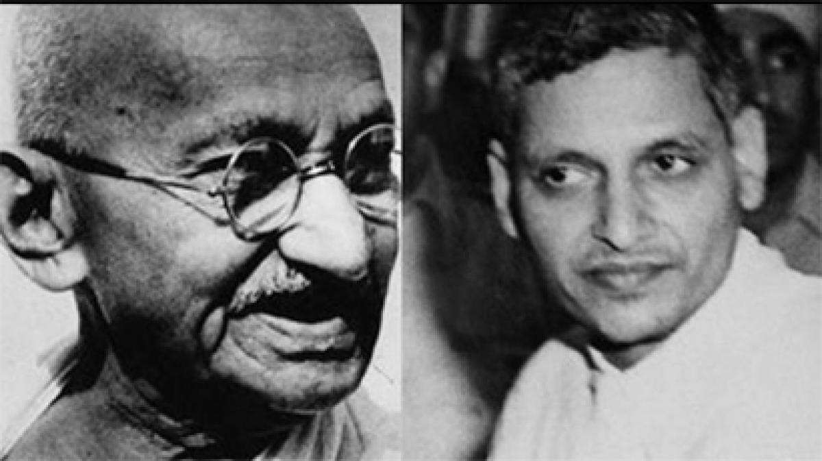 Release of Godse book on Gandhis death anniversary kicks up row