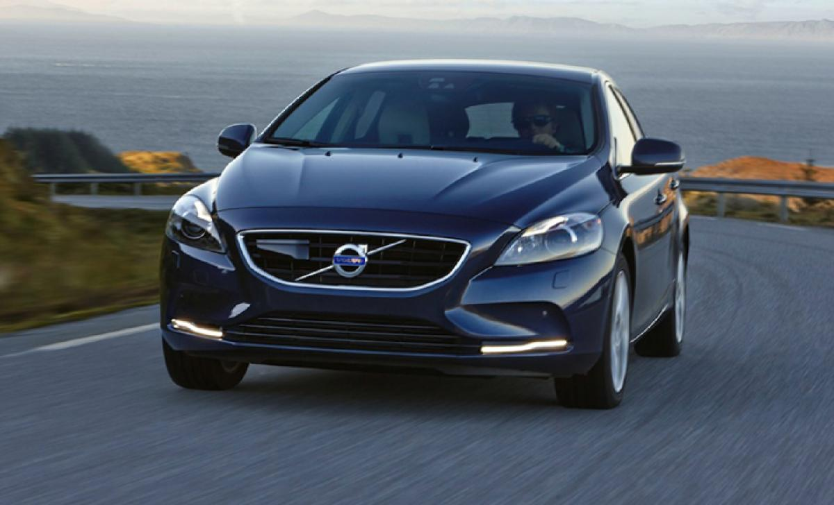 Volvo to launch V40 facelift in last quarter of the year