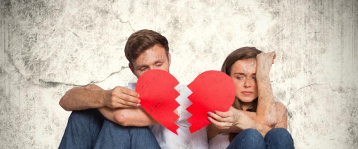 Women can handle breakups better than men