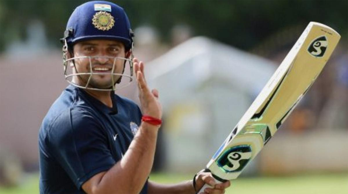 Suresh Raina ruled out of first ODI against New Zealand