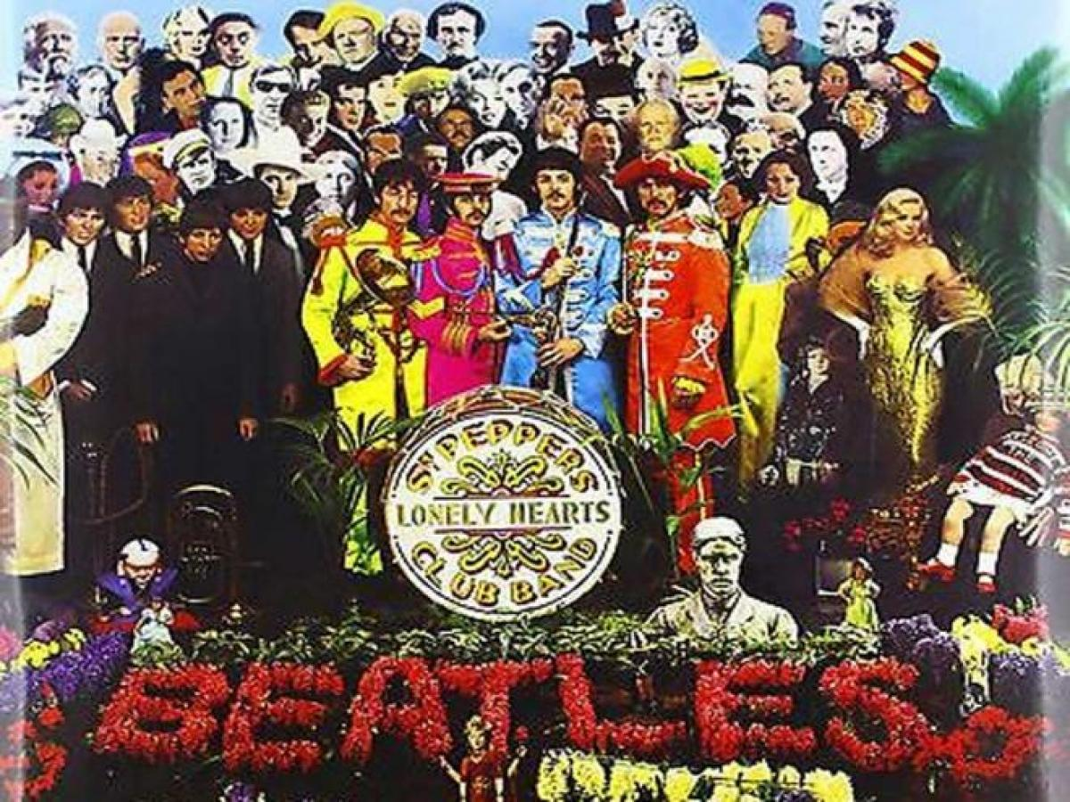 Uncredited Indian musicians on Beatles album found