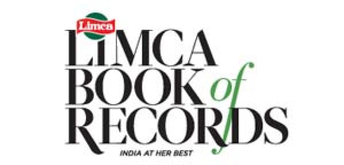 Limca Book of Records recognises TS feat