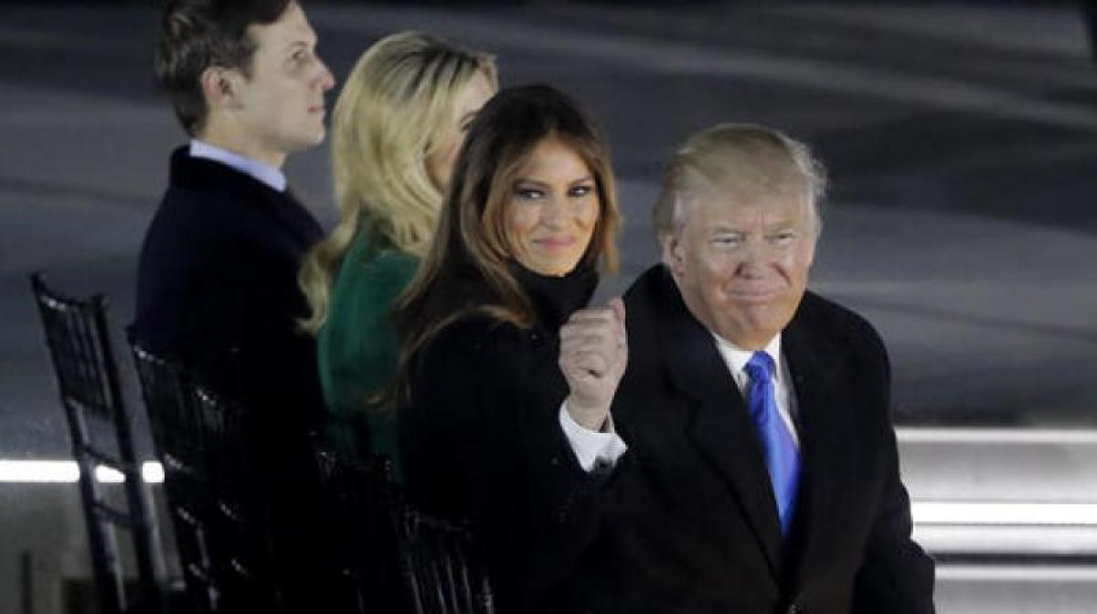 'Will bring our jobs back': Trump vows to unify US on inauguration eve