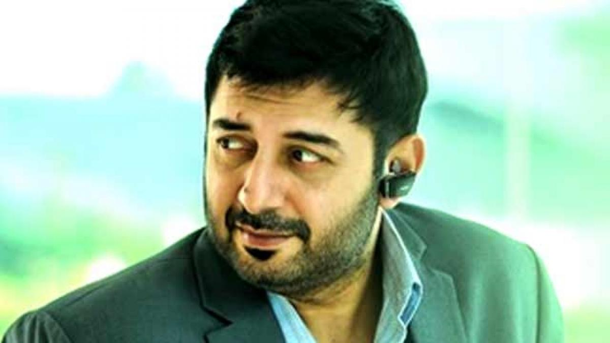 Arvind Swamy opens up on his comeback to cinema