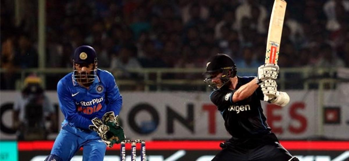 Williamson joins Kohli in ICC top-5 of all three formats
