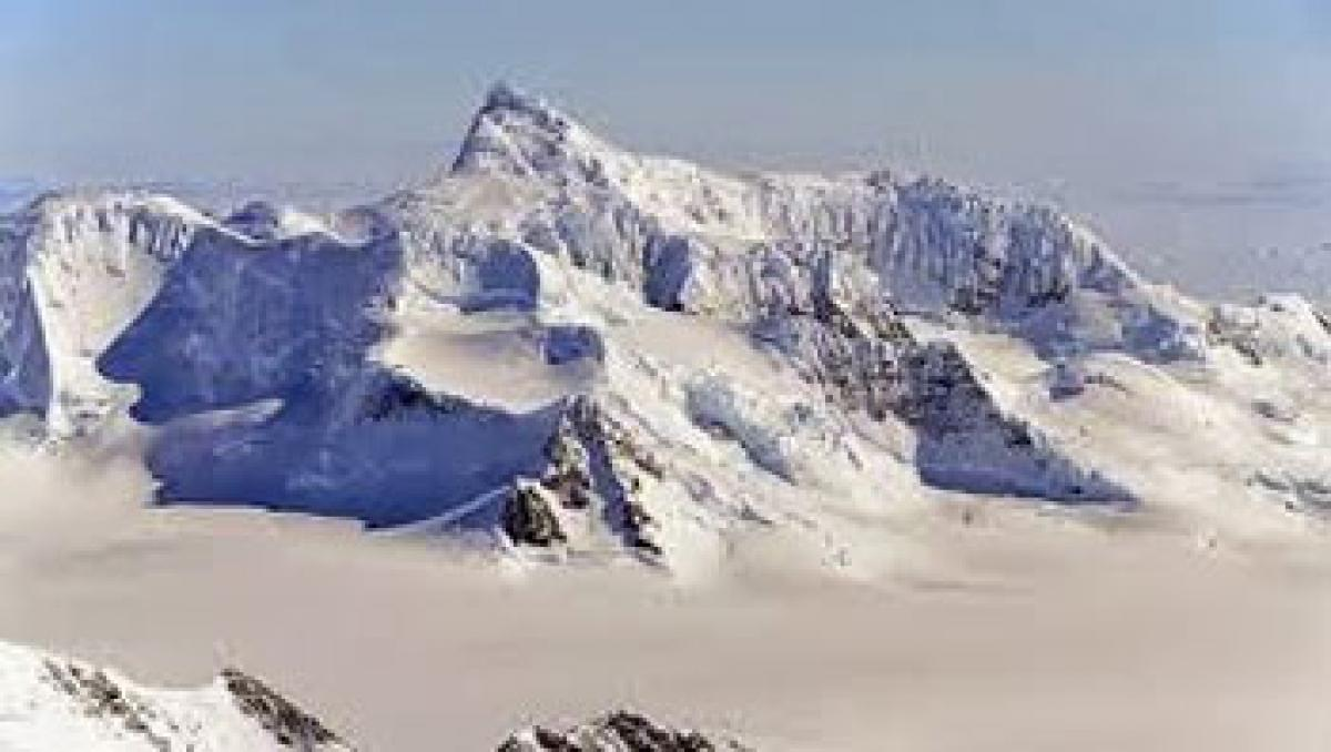East Antarctic ice sheet has remained frozen for 14 million years