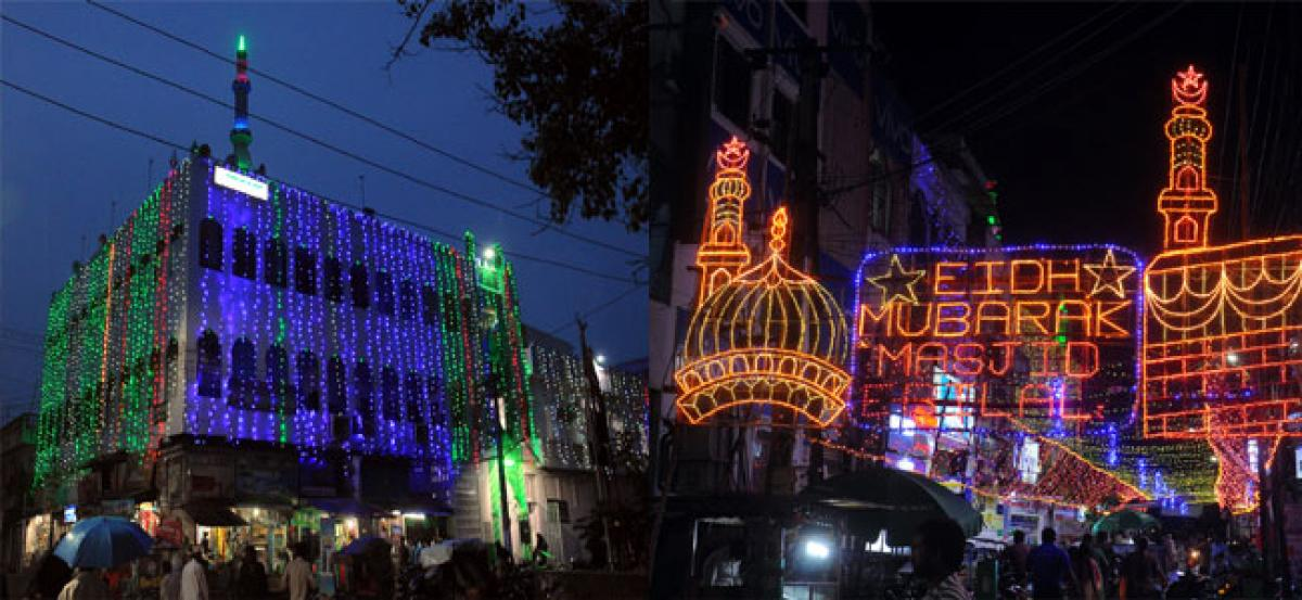City gears up for Ramzan today