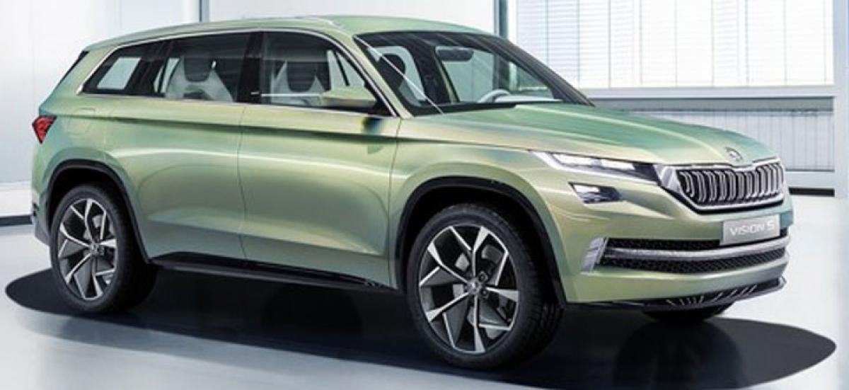Skoda developing all-electric vehicle