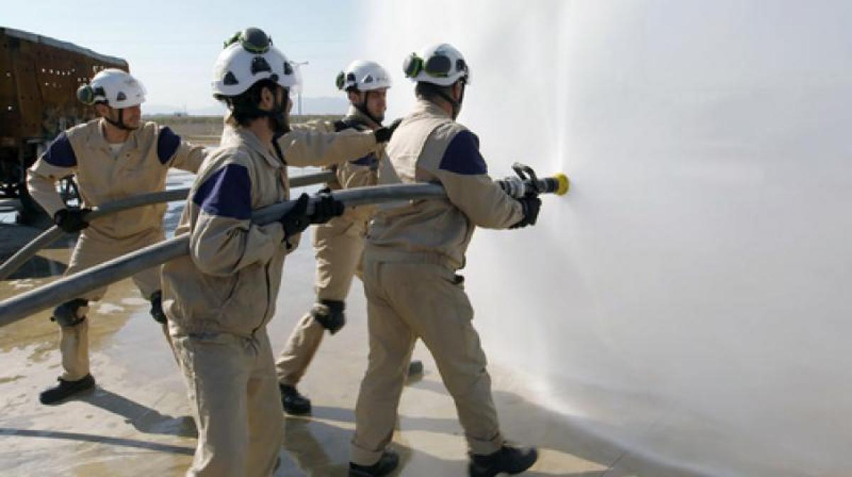 Syrian war documentary The White Helmets wins Academy Award