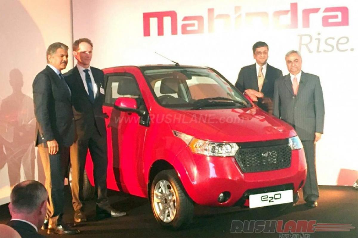 India made electric car Mahindra e20 heads to Sweden, Netherlands, Norway