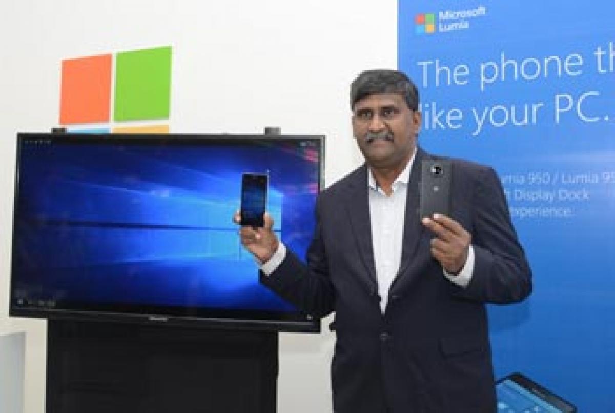 Microsoft unveils new Lumia devices