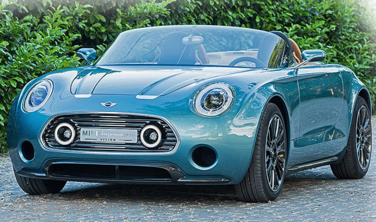 Mini Superleggera confirmed for 2019