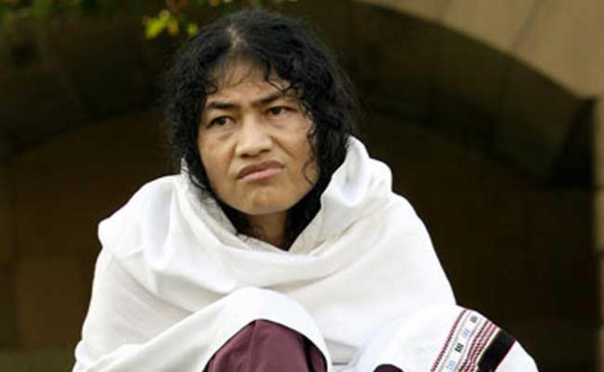 Irom Sharmila, the most recognisable face in Northeast