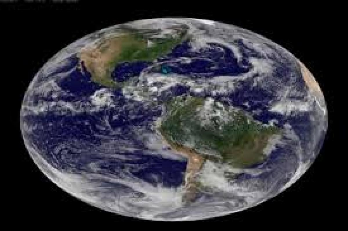 Hydrogen peroxide behind life on earth