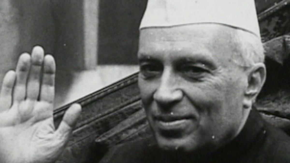 Jawaharlal Nehru responsible for Pak-sponsored terrorism: MoS Home